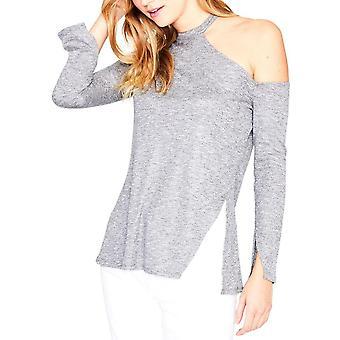 RACHEL Rachel Roy | Langarm Schulter-Cutout Pullover
