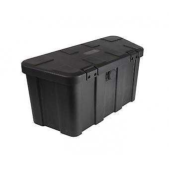 opbergbox dissel 680 x 340 mm zwart
