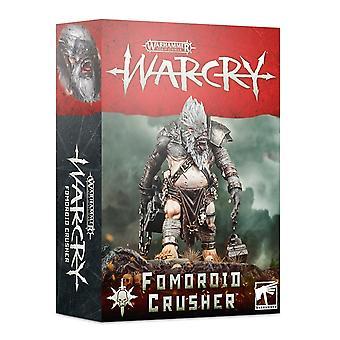 Spiele Workshop Warhammer Warcry: Fomoroid Crusher