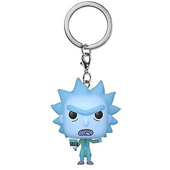 Rick & Morty - Hologram Rick Clone USA import