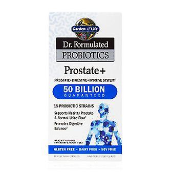 Garden of Life Dr. Formulated Probiotics Prostate+, 60 Caps