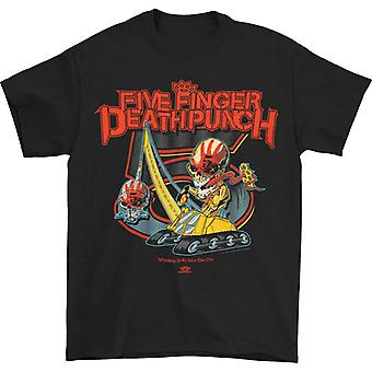 Five Finger Death Punch Wrecking Since Day One T-shirt