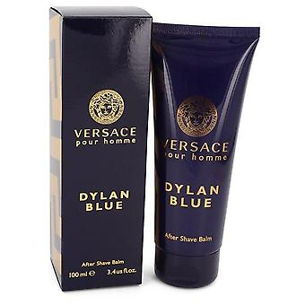 Versace Pour Homme Dylan Blue After Shave Balm By Versace 3.4 oz After Shave Balm