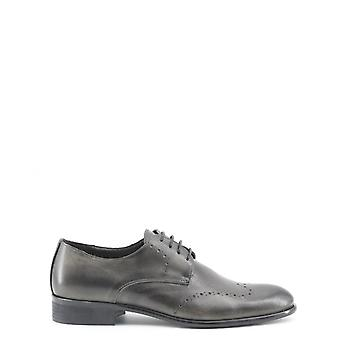 Made in italia elio men's leather laced shoes