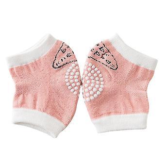 Nyfödd baby mjuk bomull, småbarn knäkuddar