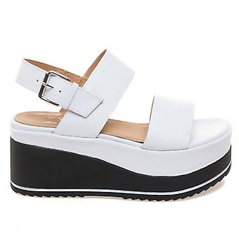 Wedge Sandals Janet Sport Natasha Whites and Blacks