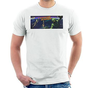 Creature From The Black Lagoon Nightmare Horror Men's T-Shirt