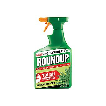 Roundup Speed Ultra Weed Killer Gebrauchbereit 1L 119733