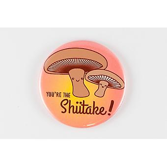 Funny Magnet, Pinback Button, Or Pocket Mirror -