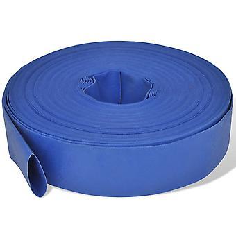 Vesi litteä letku 50 m 2 tuumaa PVC