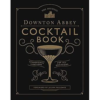 Downton Abbeyn cocktailkirja