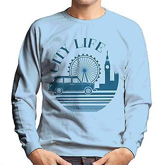 London Taxi Company City Life Män's Tröja