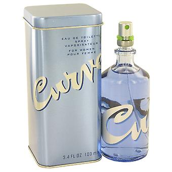 CURVE-tekijä Liz Claiborne EDT Spray 100ml