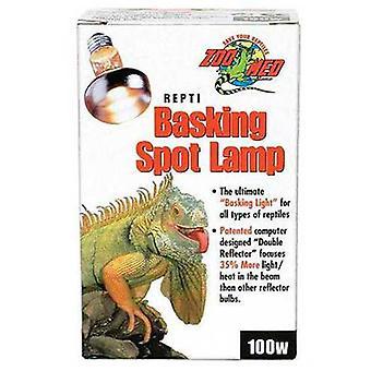 Zoo Med Repti Basking Spot Lamp Spotlight Heat (Reptiles , Heaters , Lamps)