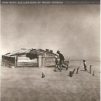 Dust Bowl Ballads [CD] USA import