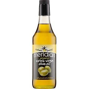 Meridian Organic 100% Huile d'olive extra vierge 500ml x6