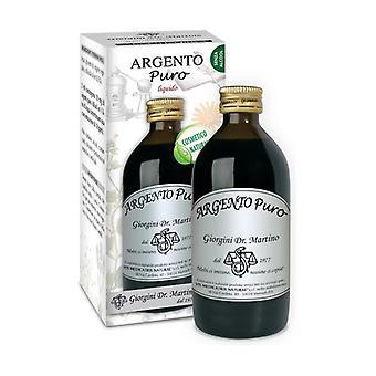 ARGENTO PURO LIQ ANALC 200ML 200 ml