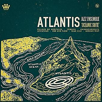 Atlantis Jazz Ensemble - Oceanic Suite [Vinyl] USA Import