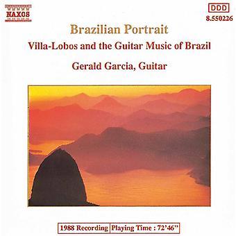 Brasilianische Portrait - brasilianische Portrait: Villa-Lobos & Gitarre Musik von Brasilien [CD] USA import