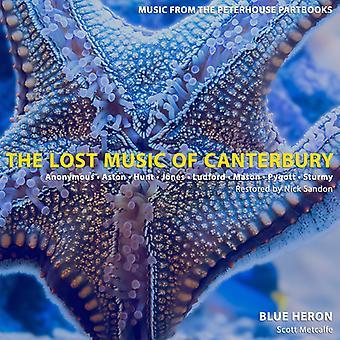 Aston / Blue Heron - Lost Music of Canterbury [CD] USA import