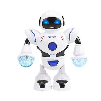 Baby Electric Dancing Robot Music Toy, Parent-child Interactive Game  (robot)