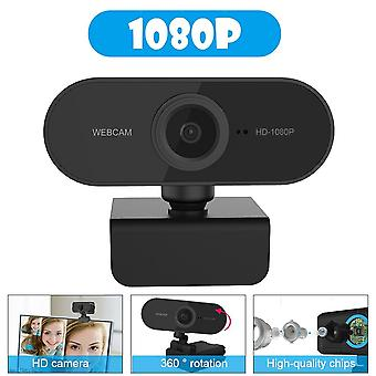 Mini Drehbare Hd 1080p Webcam Computer Pc Web Kamera mit Mikrofonkameras