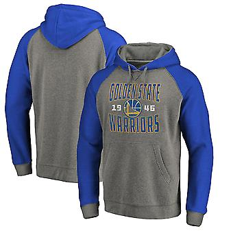 Golden State Warriors No.30 Stephen Curry Pullover Huppari Swearshirt Toppit 3WY645