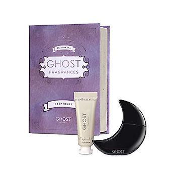 Ghost Deep Night Gift Set 10ml EDT + 10ml Cupcake Lip Balm