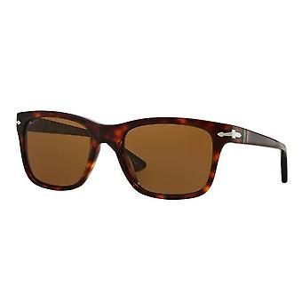 Persol PO3135S 24/57 Havana/Brown Polarised Sunglasses