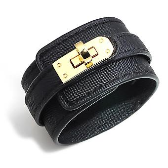 Leather Bracelet Multi-layer