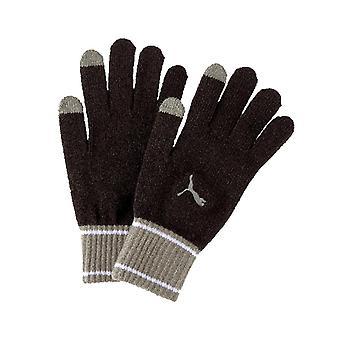 Puma Unisex Взрослые трикотажные зимние перчатки