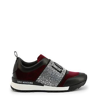 Love moschino mujeres's zapatillas - ja15332g0bjo