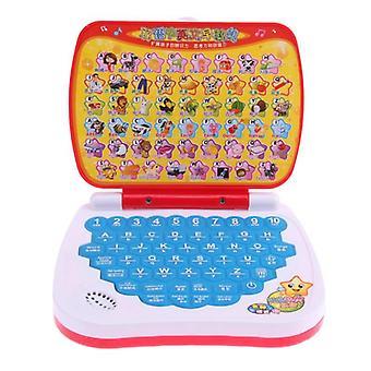 Early Educational Learning Kids Laptop Machine, Multi-function, Alphabet Music