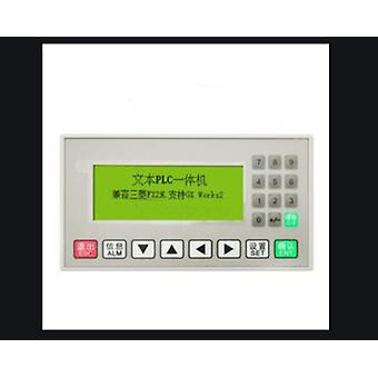 Text Display, Hmi Supports Lcd