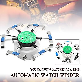 220v Automatic Watch Repair Arms Tester Tools Winder for Watchmaker Test