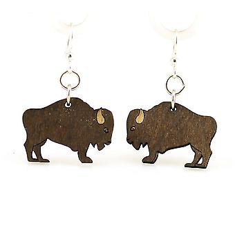 Büffel Ohrringe
