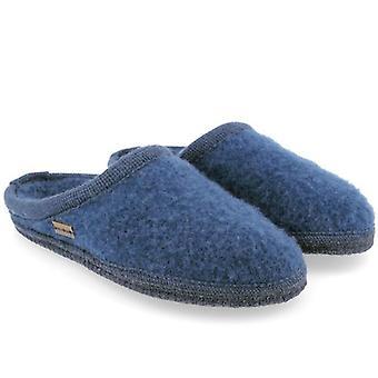 Haflinger Kashmir Wool Cooked Color Jeans Slipper