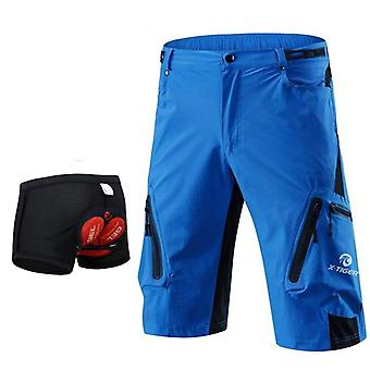 Ciclismo cueca Mountain Bike Solto Outdoor Downhill Shorts