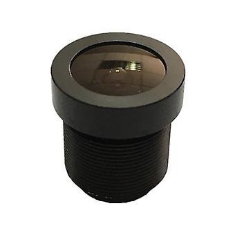 1080P CCTV 2MP Lente 2.1mm Grande Angular M12 Lente Montagem CCTV Lente para câmera de segurança USB