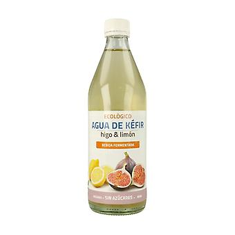 Kefir water with fig and lemon 500 ml