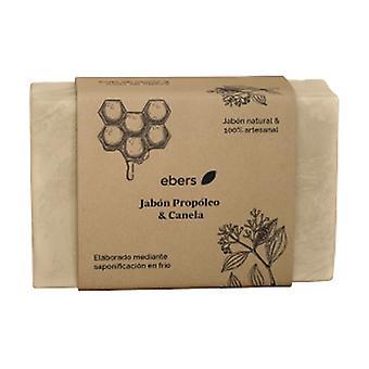 Coconut Oil Soap Propolis and Cinnamon Botanical Nutrients Treatment 100 g