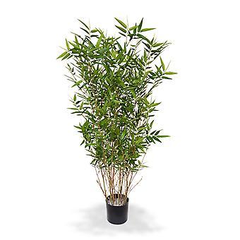 Kunstig orientalsk bambusplante 100 cm