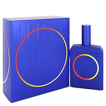 This Is Not A Blue Bottle 1.3 Eau De Parfum Spray (Unisex) By Histoires De Parfums 4 oz Eau De Parfum Spray