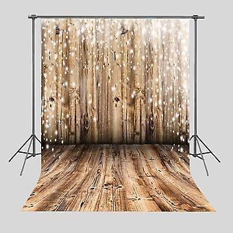 Daniu fotó hátterek fa padló stúdió fotózás hátterek vinil 5x7ft 150cm x 210cm