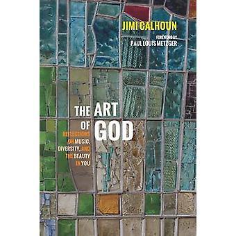 The Art of God by Jimi Calhoun - 9781610974233 Book