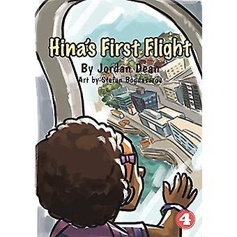 Hina's First Flight by Jordan Dean - 9781925863482 Book