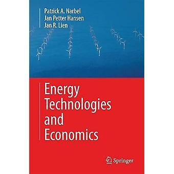 Energy Technologies and Economics by Jan Petter Hansen - 978331908224