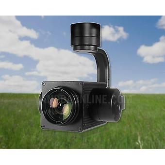 Rc Drone Gimbal Zoom Camera Stabilizer 1080p 18x z modułem toru Dji 600