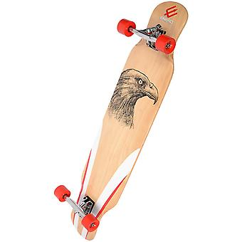 Longboard 41,5x9,5 cm - skateboard Eagle