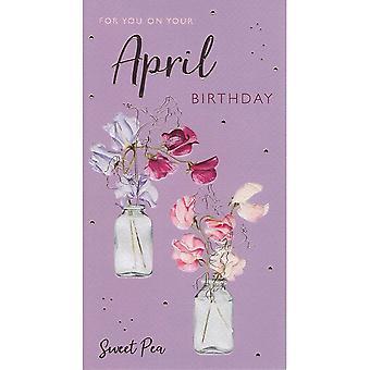 ICG Ltd April Birthday Card